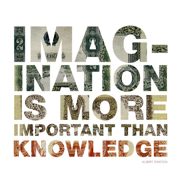 Einstein Quotes Imagination Is More Important Than Knowledge: The Work Of Fabien Barral